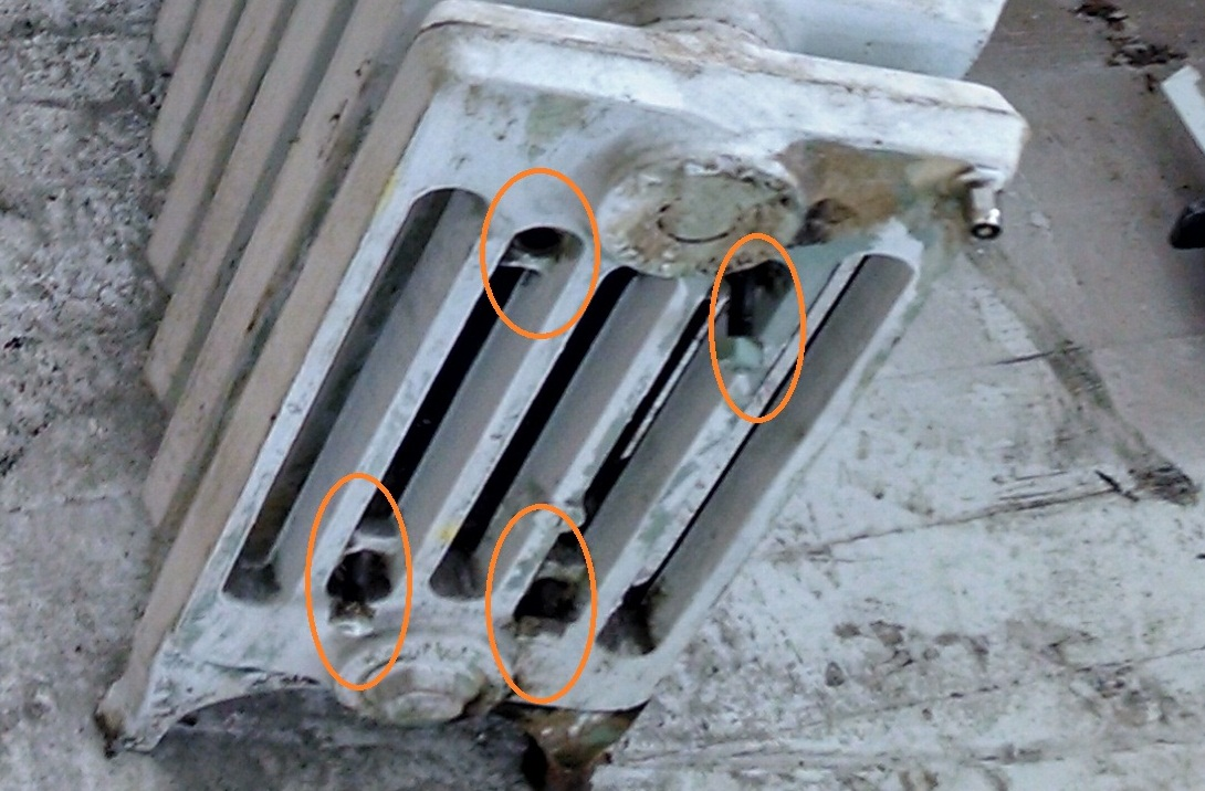 How to Dismantle a Radiator – HARE BRAIN INVESTMENTS
